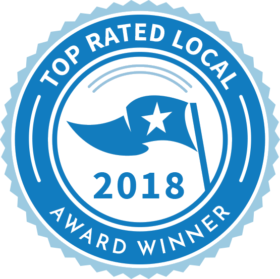 top rated local award winner 2018 icon