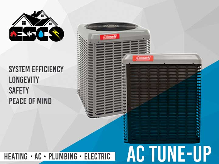 ESCO Air Conditioning Tune Up Services