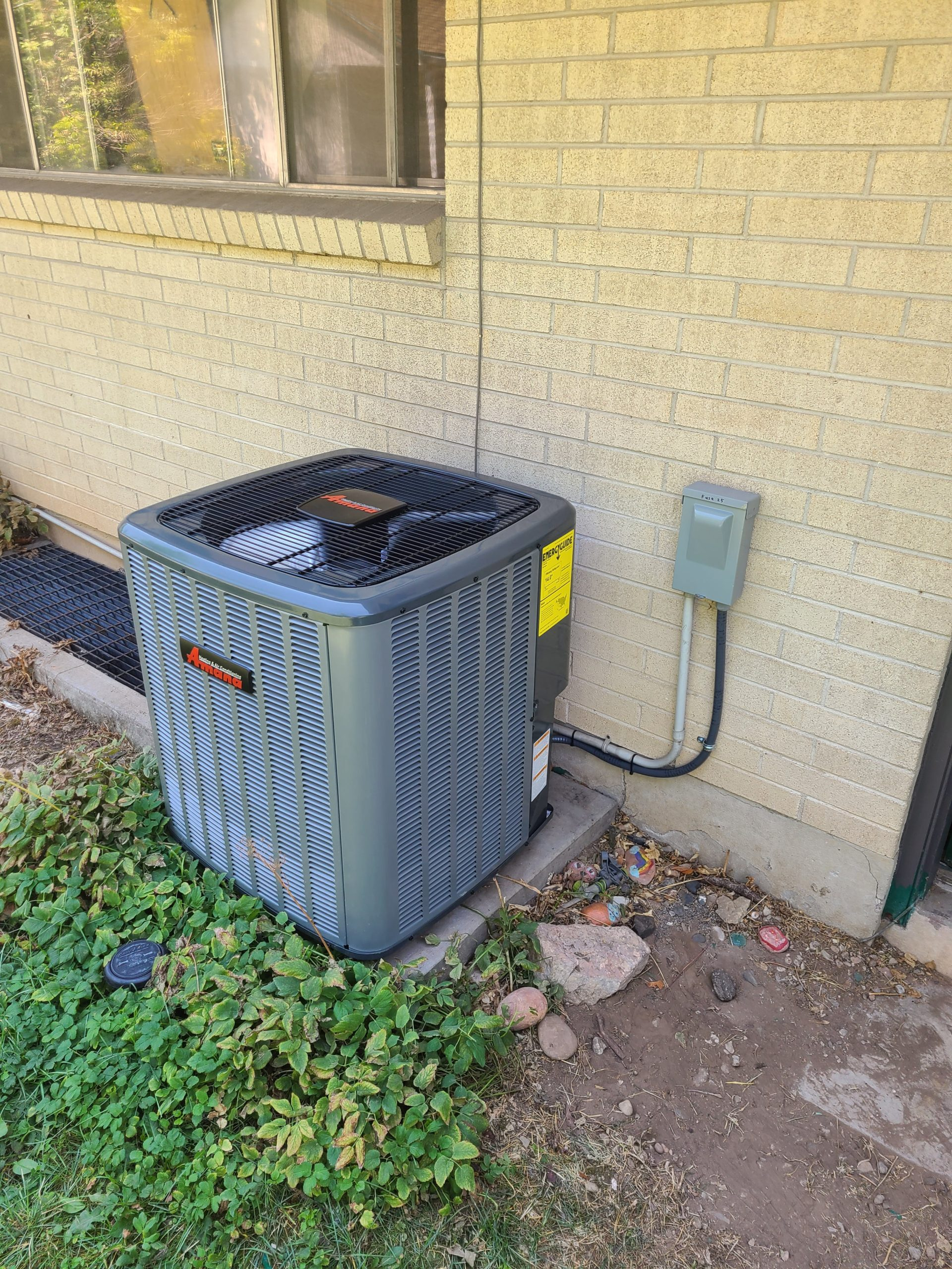 NEW AIR CONDITIONING & FURNACE INSTALLATION